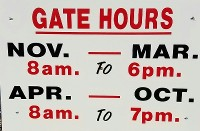 Gate Hours